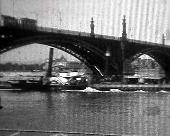 Dampfschiff Rhein