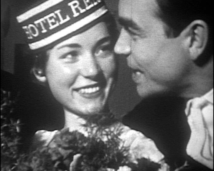 Filmball im Hotel Reis 1958