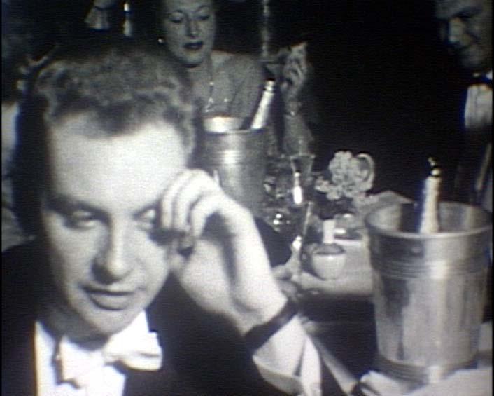 Filmball im Hotel Reis 1958 mit Harald Junke