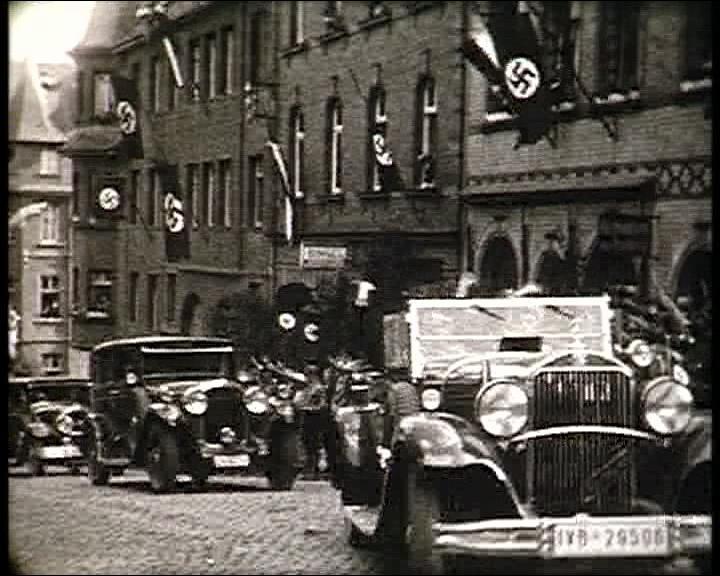 Hermann Göring in Gutenbergstr.