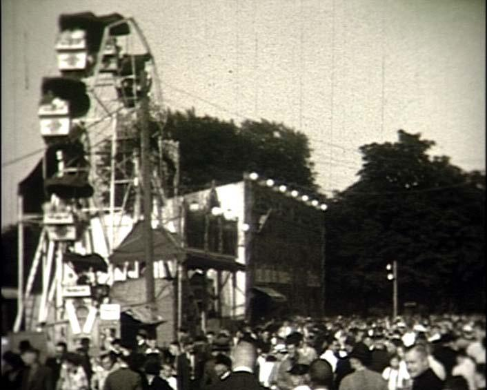 Schützenfest Riesenrad Festplatz