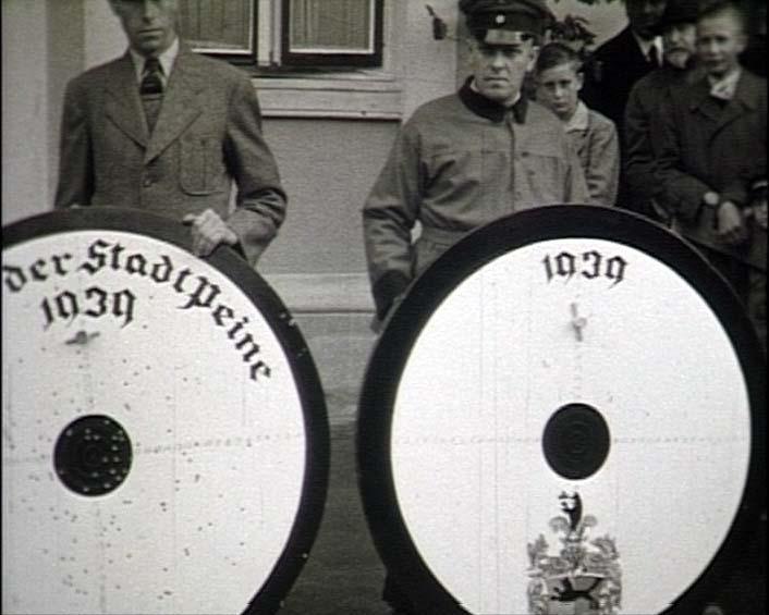 Scheiben 1939