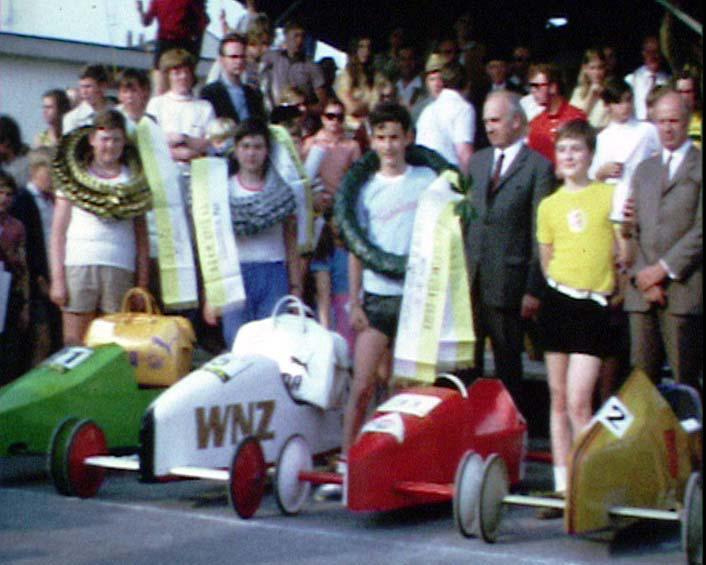 Seifenkistenrennen 1971