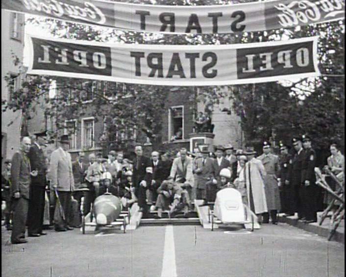 Seifenkistenrennen 1951
