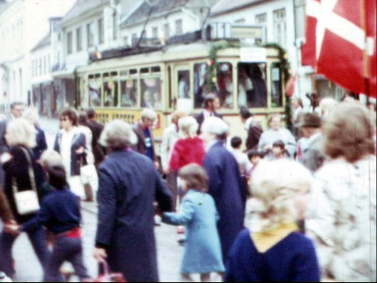 Abschied von der Straßenbahn 1973