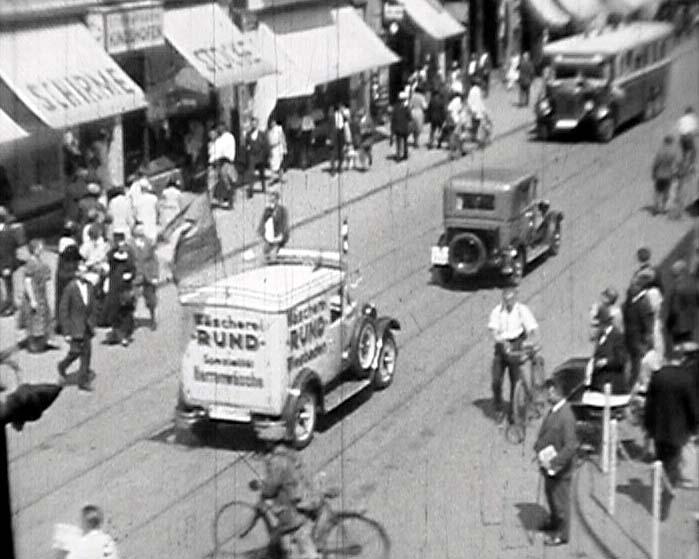Wiesbaden Innenstadt 1930er
