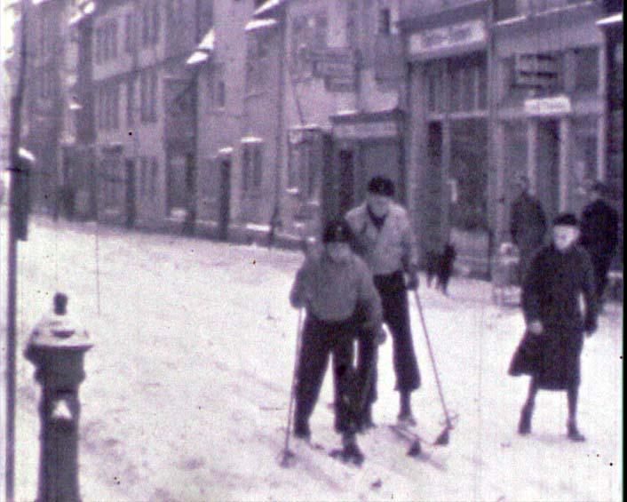 Winter in den 30er Jahren
