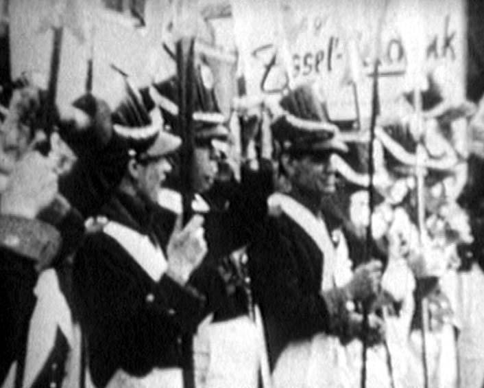 Zissel um 1930